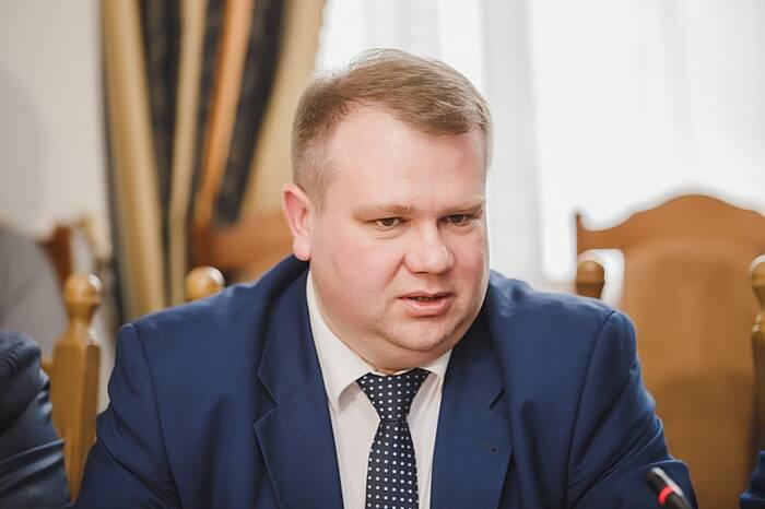 Андрій Гижко звільнений з посади