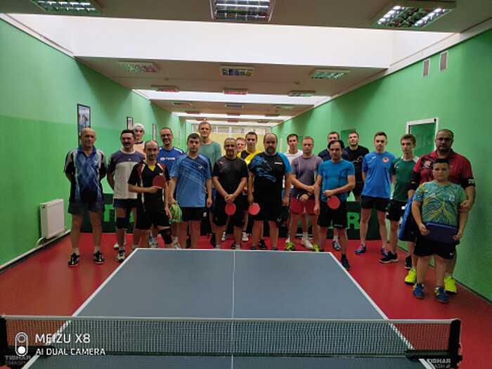 У турнірі з настільного тенісу переміг житель Козятина