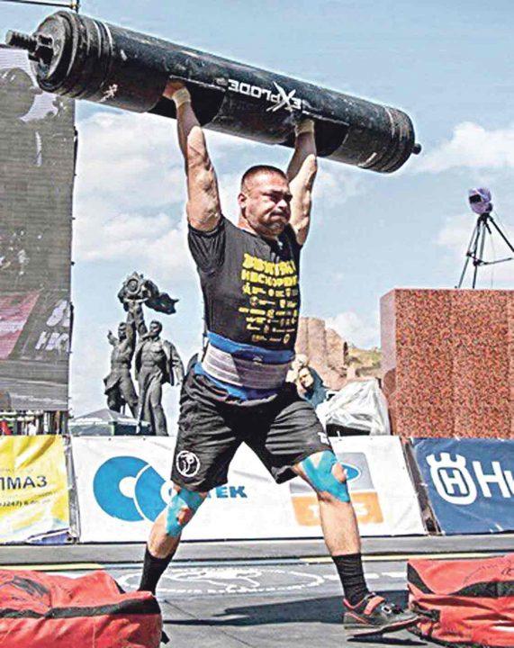 Сергій Грачов – рекордсмен України