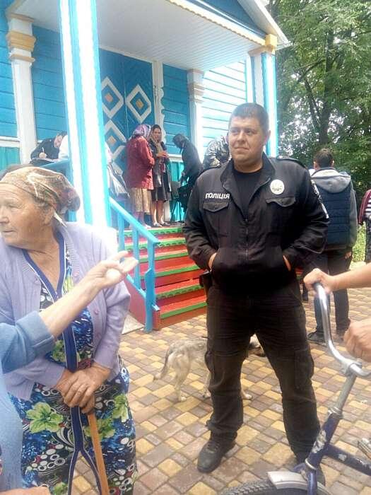У Гурівцях прихильники московського патріархату зрізали замки на дверях зачиненого храму