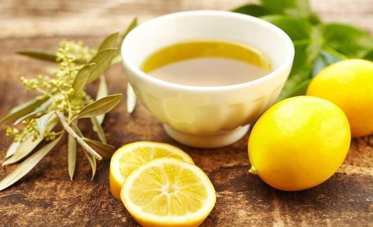 Олія і лимонний сік допоможуть врятувати печінку