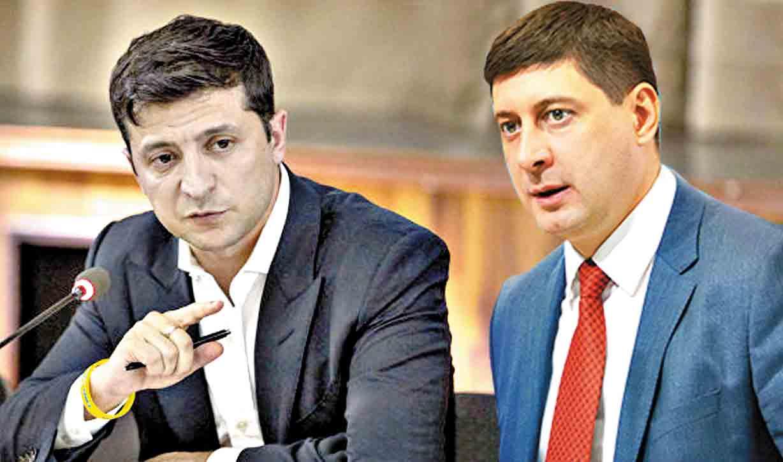 Президента шокувала зарплата Ткачука «У мене 22000 – у нього 120000?» Про найгучніші скандали тижня