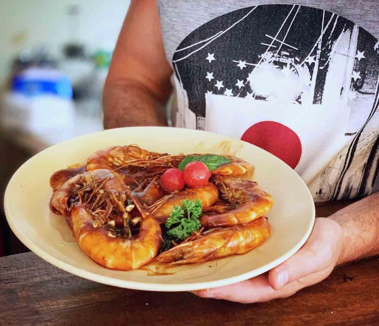 Жмеринськими креветками частують найдорожчі ресторани