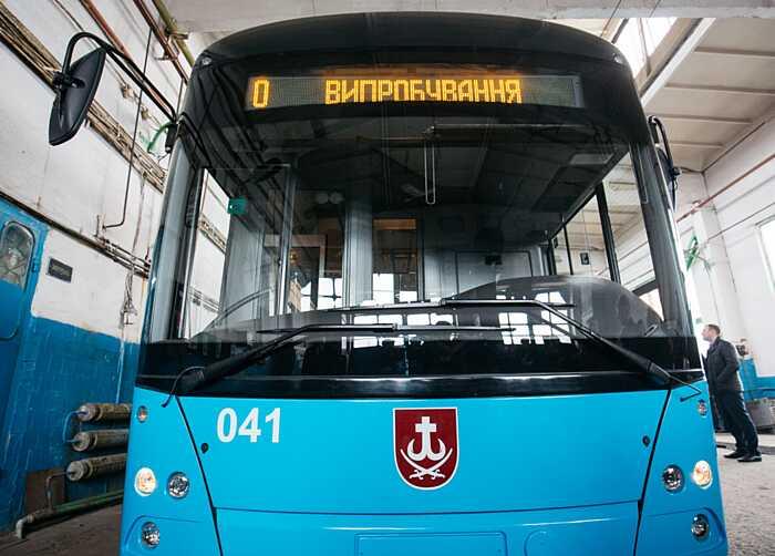 Новому вінницькому тролейбусу обирають ім'я