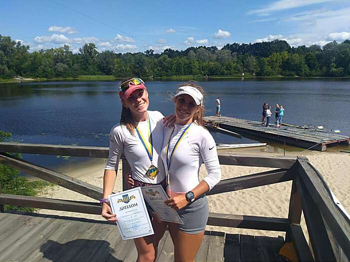 5 медалей з Києва привезли наші спортсмени