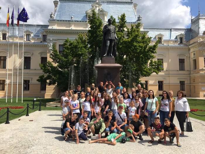 80 дітей фронтовиків Вінниччини відпочили в Румунії