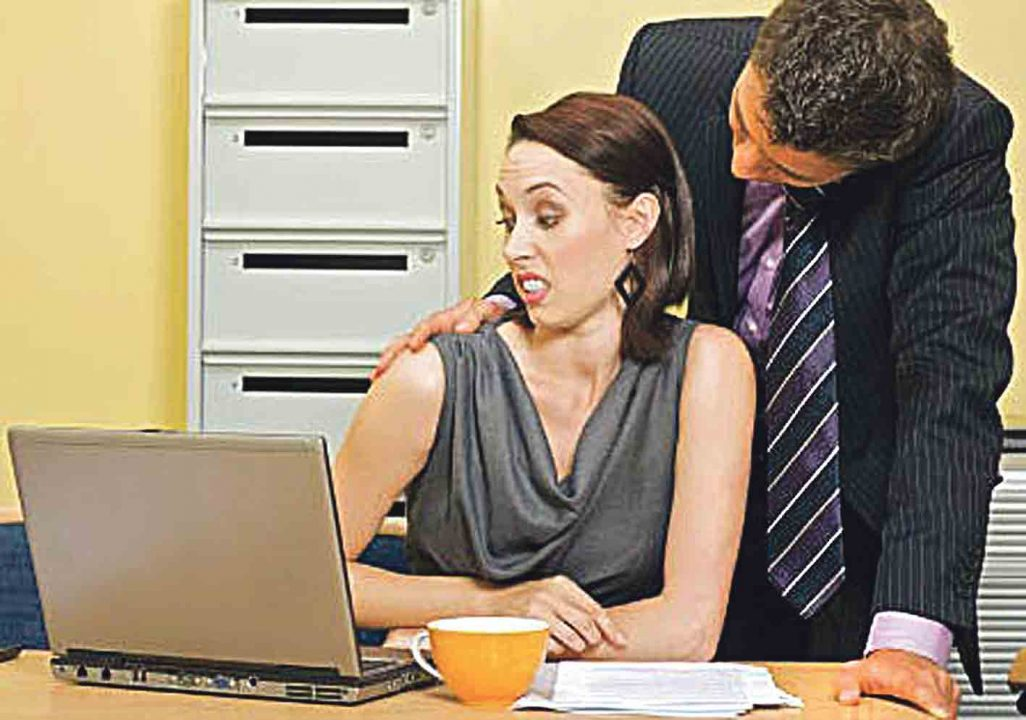На роботі чіпляється начальник (лист)
