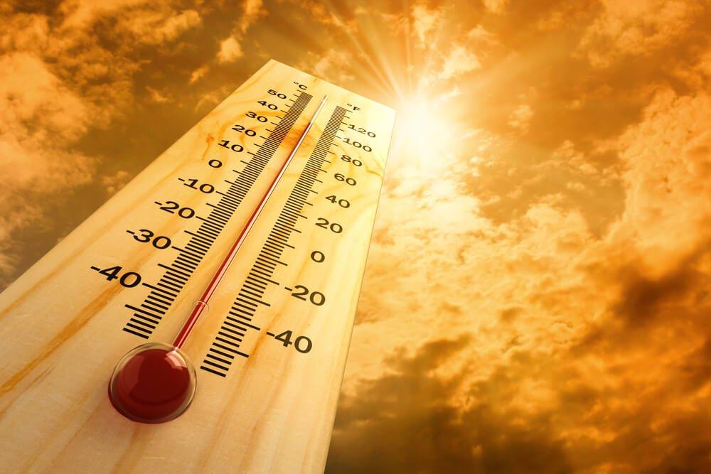 Завтра — найспекотніший день серпня