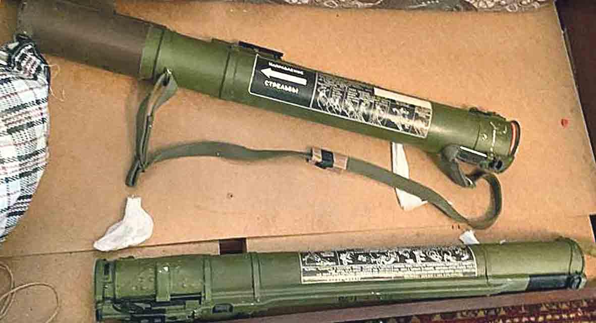 Банду грабіжників брав у Вінниці київський спецназ