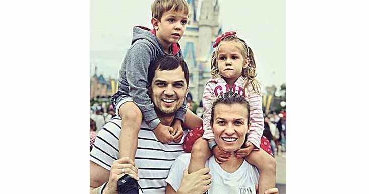 Олімпійська чемпіонка Наталія Добринська стала багатодітною мамою. На Спаса екс-вінничанка народила хлопчика