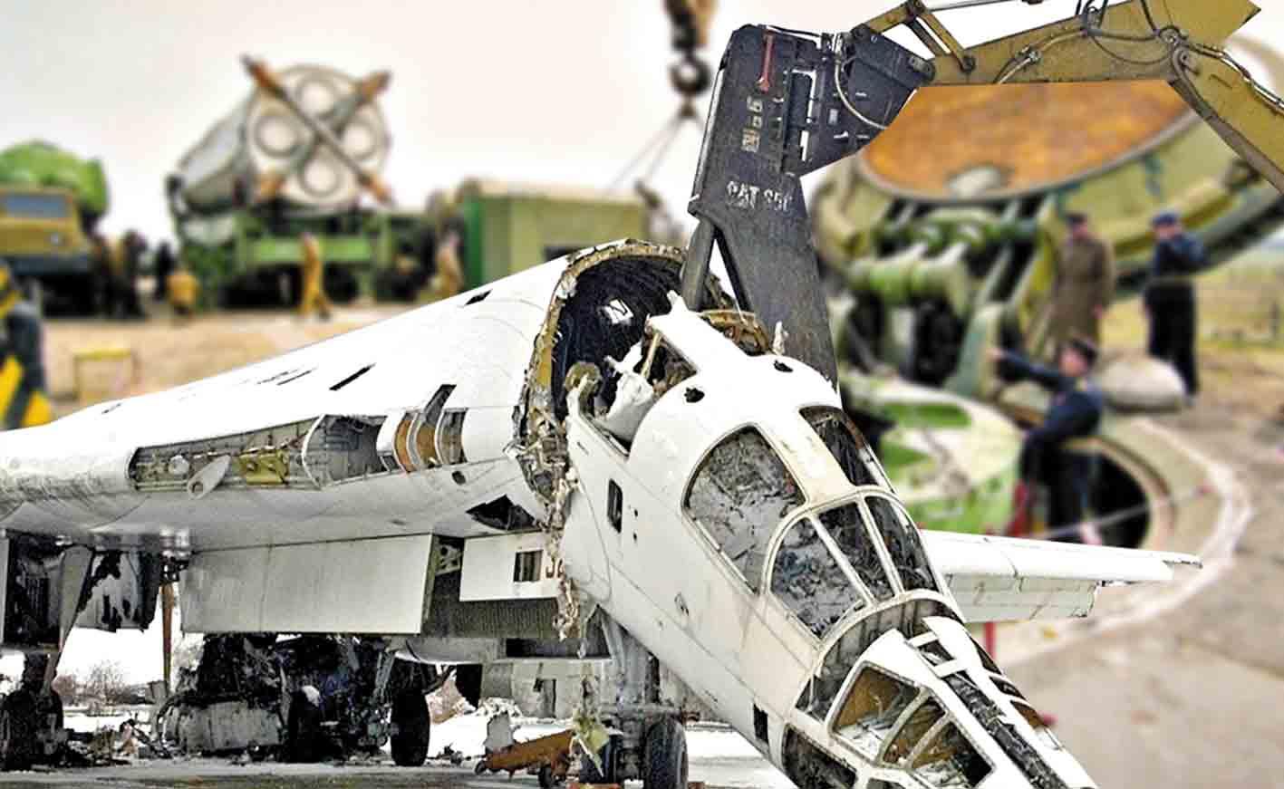 Найновіші бомбардувальники Ту-160 та Ту-95 із Вінниці передавали Росії, різали на металобрухт, «лівачили» та продавали за безцінь