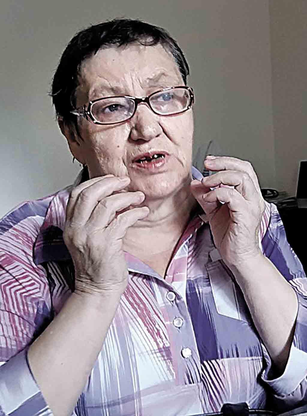 «Піду до «зубніка» з топором!» 80-річна пенсіонерка про скандал із стоматологом у Вінниці