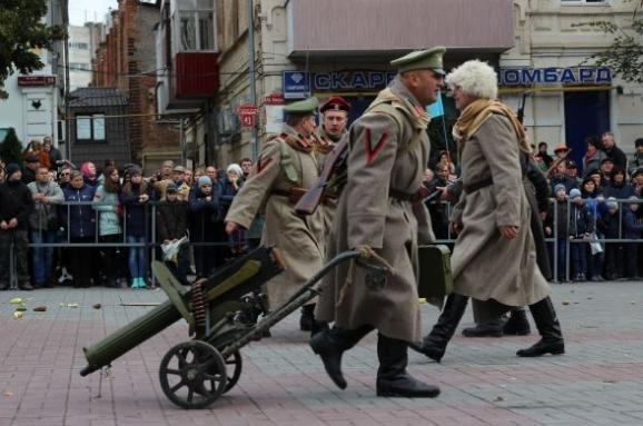 100 років тому 1-й Запорізький полк звільнив Вінницю від більшовиків