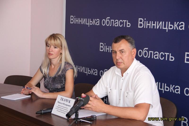 2,2 мільйони тон зернових «нажнивувала» Вінниччина