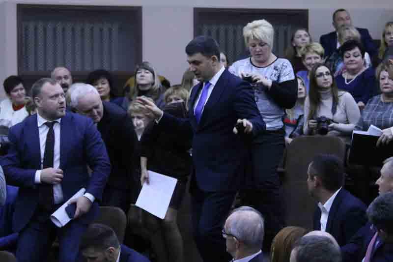 Гройсман буде Прем'єром до 29 серпня? Чи повернеться у Вінницю мером?