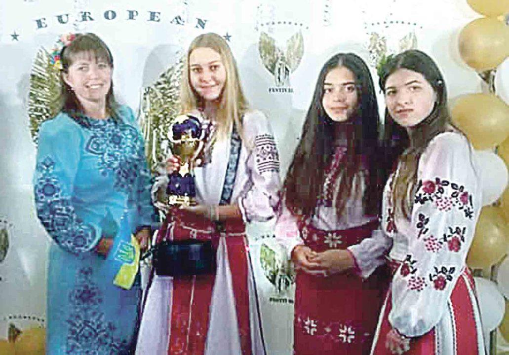 Лауреатами конкурсу в Болгарії стали юні актори зі Жмеринки