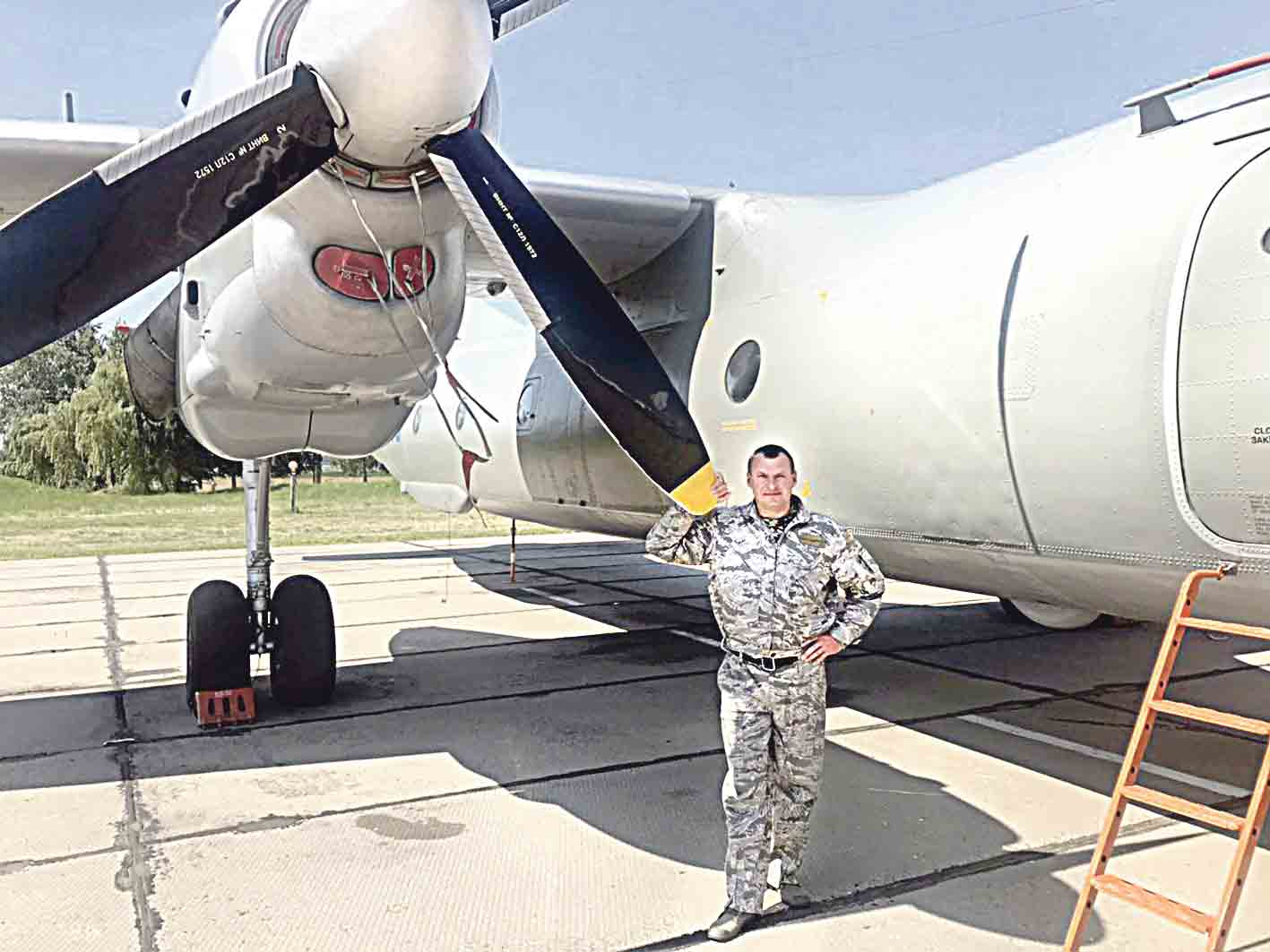 «Російські літаки нахабно обстрілювали нас в українському небі…»