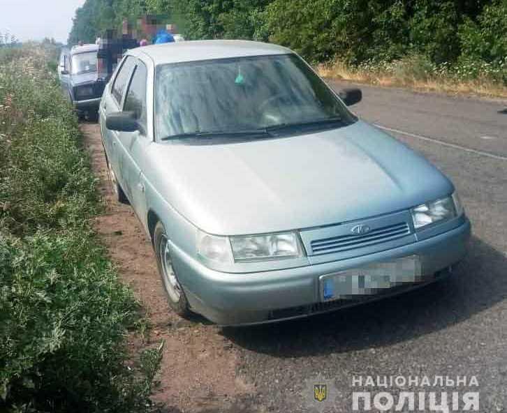 У Крижополі двоє нападників силоміць відібрали у чоловіка авто