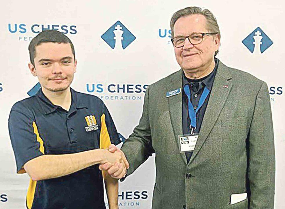 У 100 кращих шахістів світу увійшов вінничанин