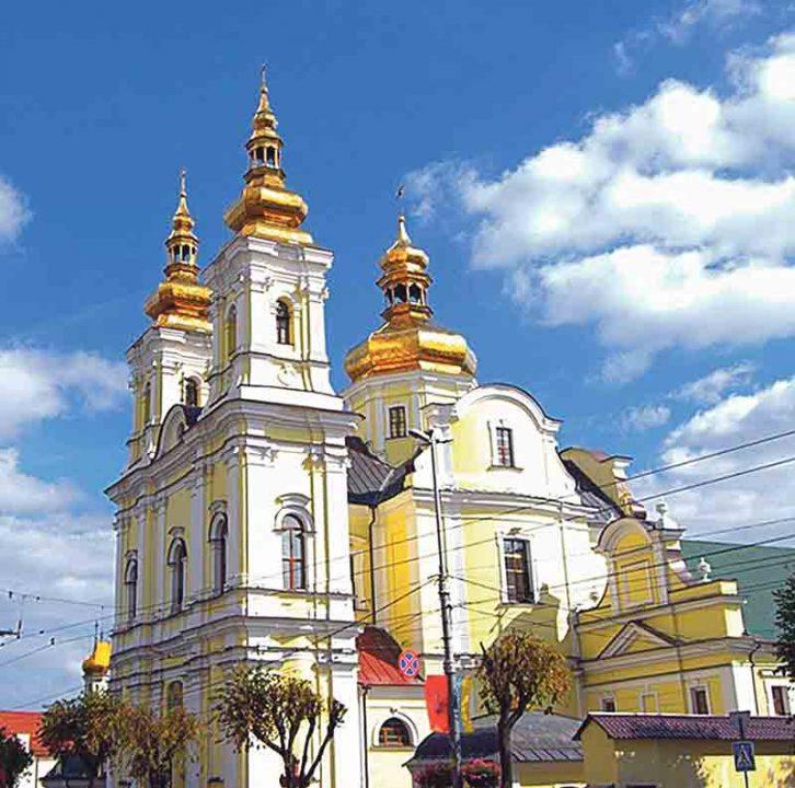 Спасо-Преображенський собор у Вінниці святкував храмове свято