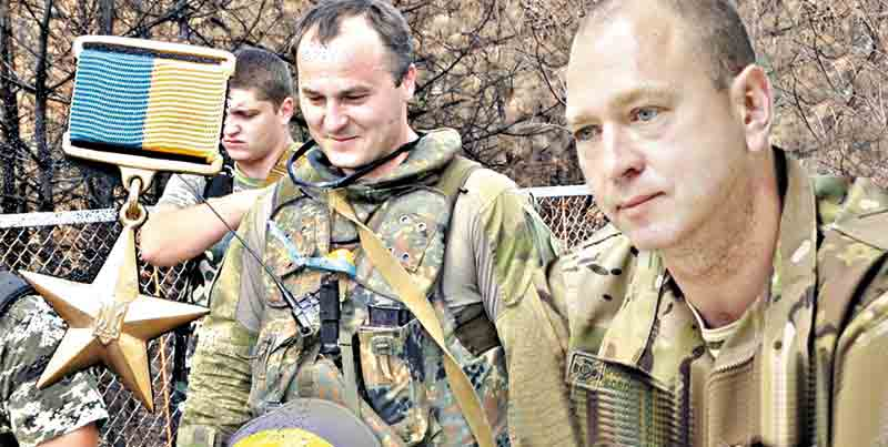 Голову Держприкордонслужби України врятував 5 років тому вінницький офіцер-прикордонник Євген Пікус