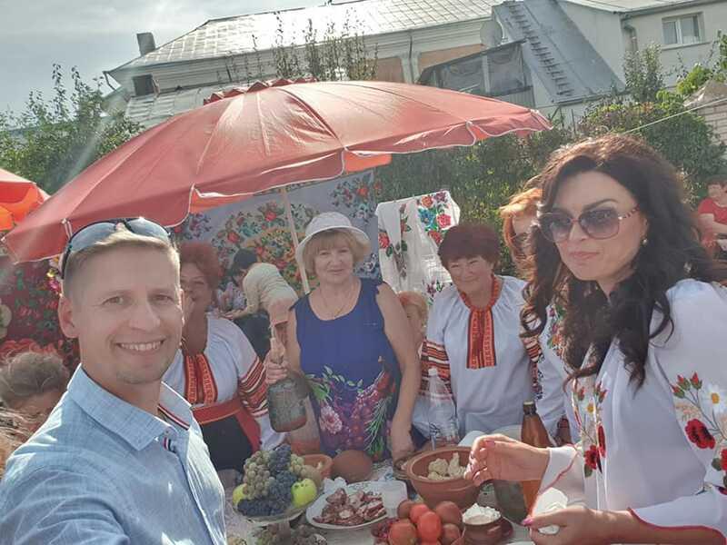 У Брацлаві відшумів фестиваль «Палітра націй» (відео)