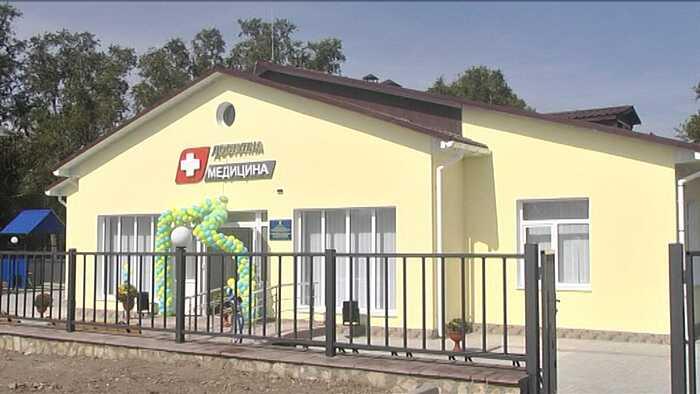 Нову амбулаторію отримали селяни на Вінниччині. Цьогоріч планують відкрити таких 13