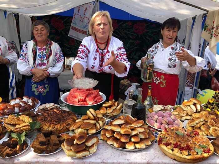 У Оксанівці на Ямпільщині відбувся 2-й фестиваль «Дністрові передзвони»… (відео)