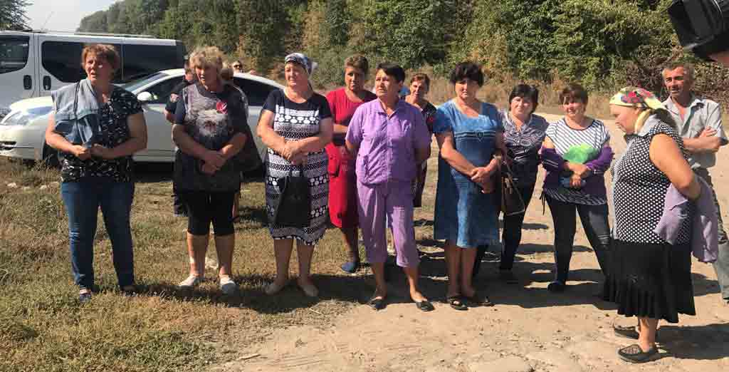 Доплатити за паї змусили селяни з Погребищенського району