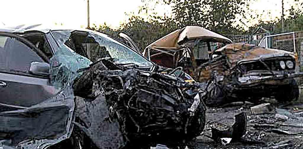 Троє людей загинуло у автотрощі під Тульчином