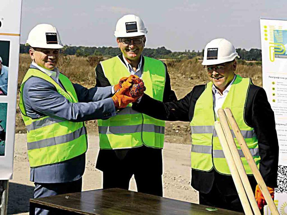 Завод лиж HEAD буде збудований у Вінниці…