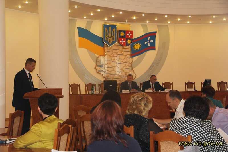 1040 посадовців РДА скоротять на Вінниччині із 1 жовтня – голова ВінОДА Валерій Коровій