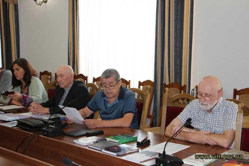 У Вінниці обрали лауреатів премії Михайла Коцюбинського