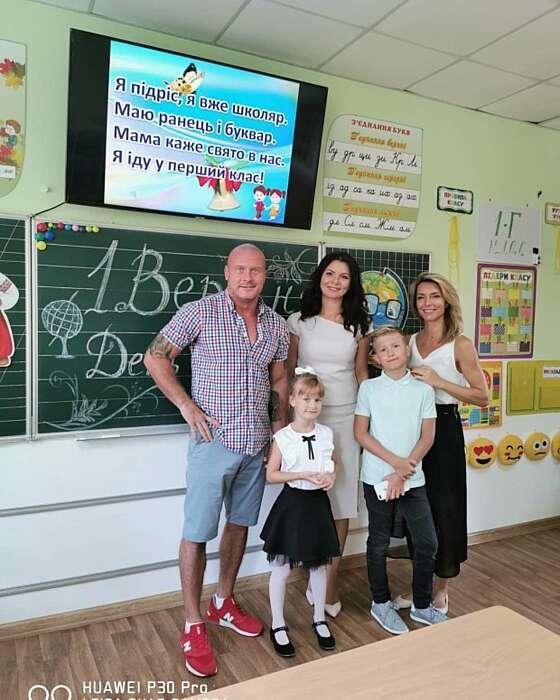 Марина Боржемська написала зворушливого листа доньці-першокласниці