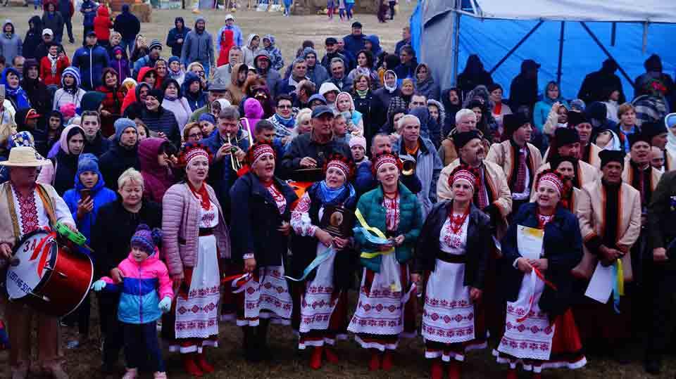 Україну та Польщу об'єднав фестиваль «Гей, соколи!» у Махнівці