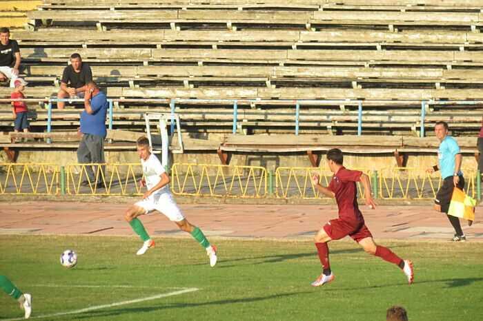 Вболівальників запрошують на домашній матч «Ниви»