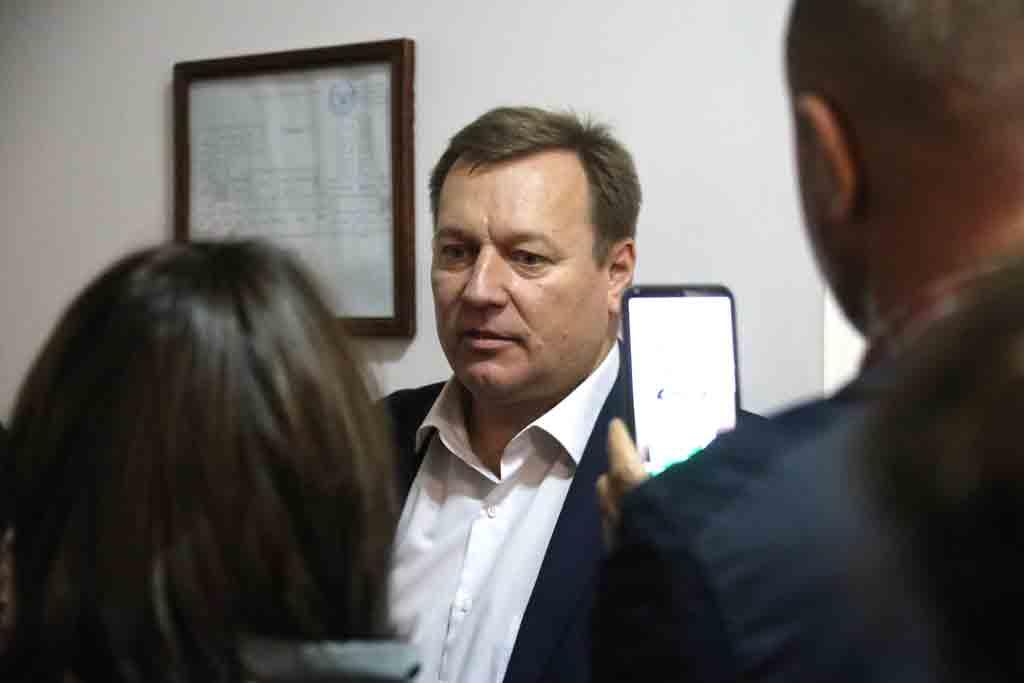 Ігоря Салецького поліція та МП у Вінниці тягнуть до суду за реєстрацію громад ПЦУ (відео)