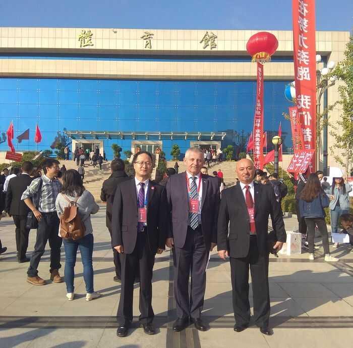 Інститут Конфуція розміститься на 4 поверсі корпусу ВНТУ