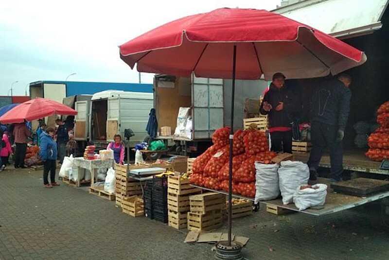Скільки заробили підприємці на «червоних базарах» у Вінниці?