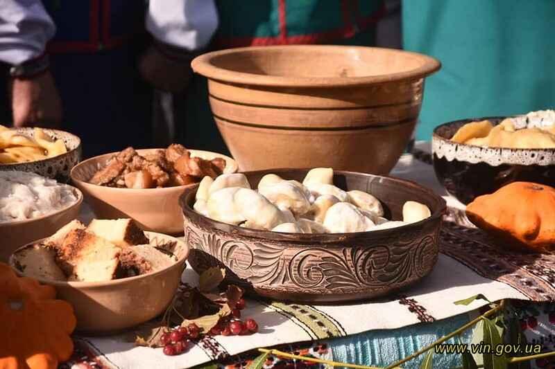 Фест знаменитої «Тиманівської» каші смакував на Вінниччині