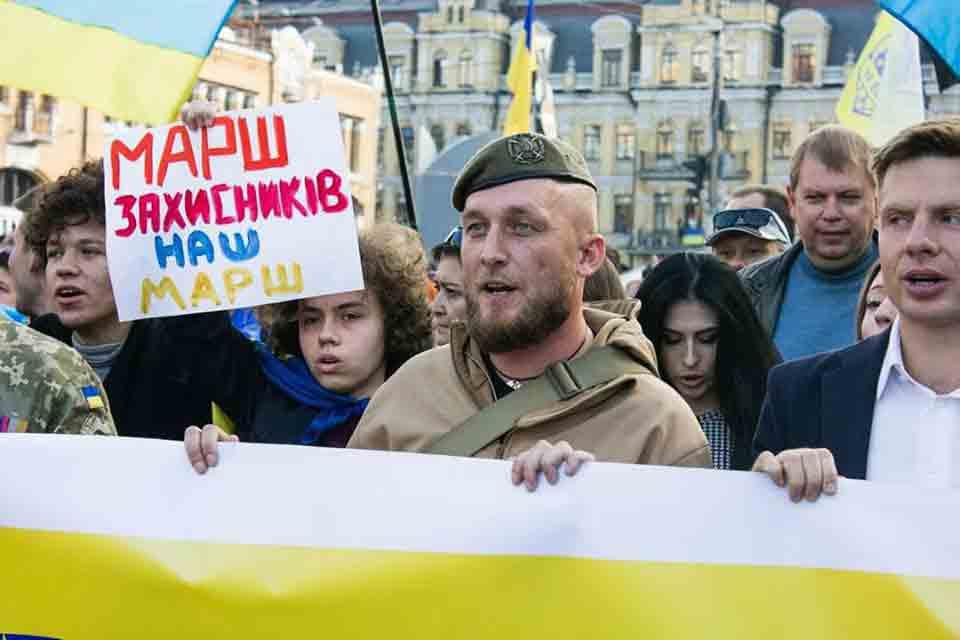 Тушонка від вінничанина «Сєпар у сметані» та «Сєпар в олії» наробила переполоху на кремлівських телеаналах