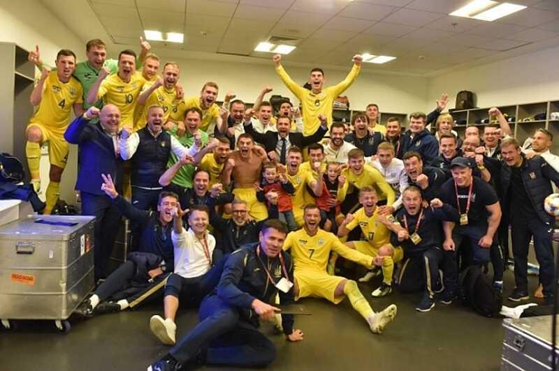 Україна перемогла Португалію та вийшла на Євро2020! Вінничани стали свідками історичної перемоги (відео)