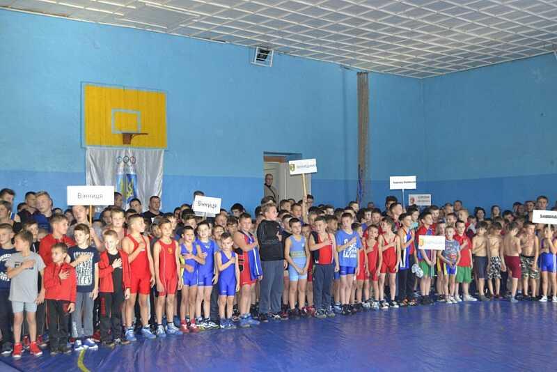 На Гайсинщині провели рекордний турнір