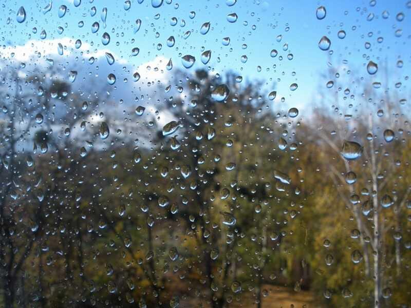 Дощ (вірш)