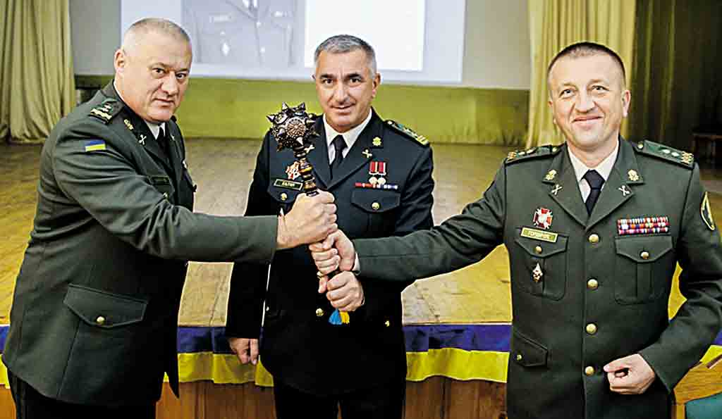 Колишній командир калинівського «Ягуара» очолив Західне теруправління Нацгвардії