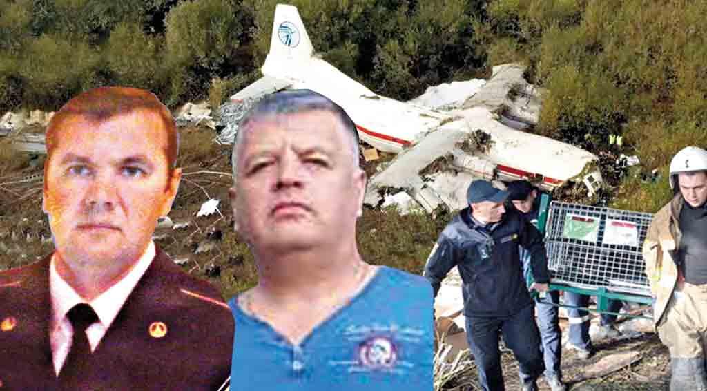 2 вінницькі підполковники-льотчики загинули в загадковій авіакатастрофі. Ще один – у реанімації. Командир літака – син вінницького генерала