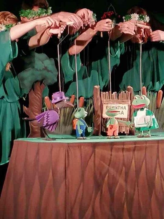 """13 колективів привезли вистави на Міжнародний фест """"Подільська лялька"""""""