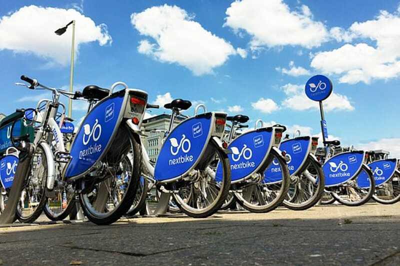 Велосезон у Вінниці завершився. Велосипеди йдуть на зимівлю