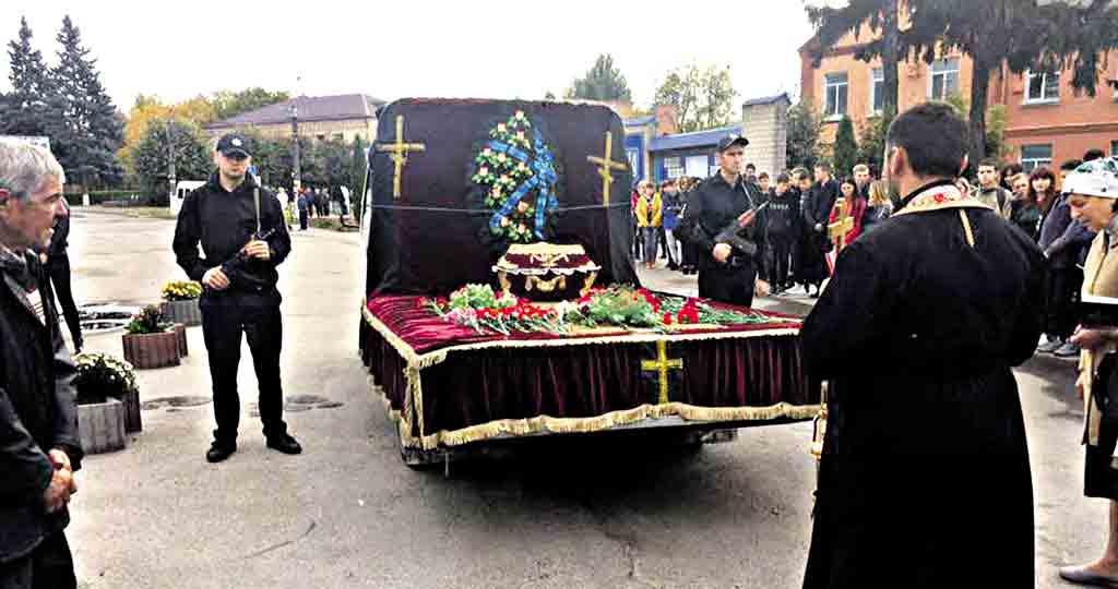 Останки радянського солдата похоронили у Липовці. Інформацію про нього розшукує можливий онук