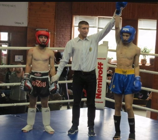 Найсильнішу молодь зібрав турнір з кікбоксингу